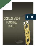Modelo Cadena Valor