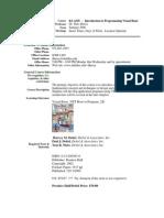 UT Dallas Syllabus for ba4318.521 06u taught by David Heroy (dheroy)