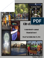 City of Fontana - Comprehensive Annual Financial Report