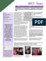 Newsletter Winter 08
