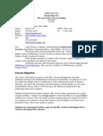 UT Dallas Syllabus for aim6354.501 05f taught by Ronald Blair (rblair)