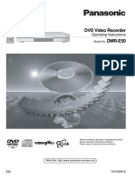 Panasonic Dvd Rec
