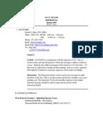 UT Dallas Syllabus for aim3351.501 05s taught by Ronald Blair (rblair)