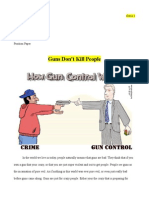 position paper guns dont kill people final draft