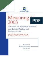Measuring Up 2005
