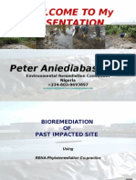 Bio Remediation Practices Using RENA-Phytoremediation Co-Practice