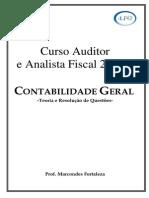 2014 - Contabilidade - Auditor Fiscal - LFG