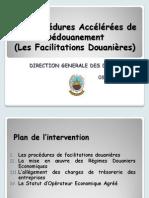 4.Les_procédures_Accélérées_de_Dédouanement.ppt