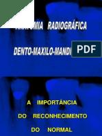Radiografia das Estruturas dentais