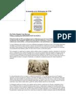 Las labores de la moneda en la Ordenanza de 1730