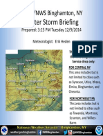 NWS Public Briefing 12 9 14 Pm