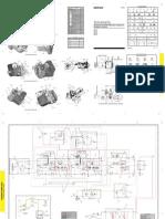 CS533E Hydraulic Schematic KENR3668