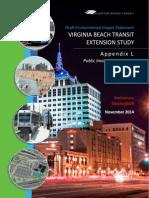 Appendix L - Public Involvement Report