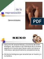 Generalidades de La Sexualidad
