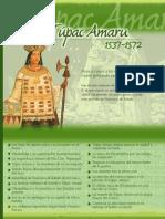 Tupac Amaru (Biografía)