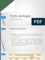 Planta de Biogás PPT