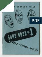 Seymour Johnson Field Songbook