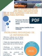 CACIED 2013 - Francisco Solarte