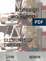 Basic Design Workshop PPT