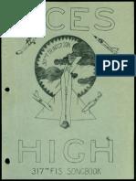 317th Fighter Interceptor SQ Songbook