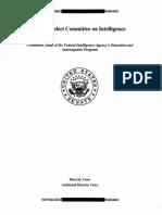 Senate Intelligence Committee Minority Report
