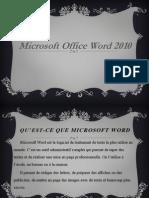 microsoft word 1