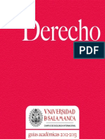 Grado en Derecho 2012-2013