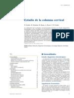 2009 Estudio de La Columna Cervical