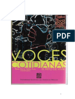 Voces Cotidianas