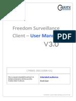 Freedom Client Manual V3.0_PRINT