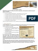 Attachment Fact Sheet