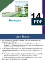 Chap14 Monopoly