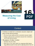 Chap16 Cost of Living