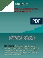CONTRATOS LABORALES.pps