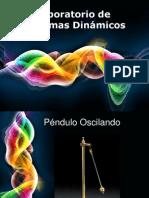Laboratorio Sistemas Dinámicos