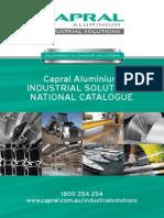 Capral Aluminium Industrial Solutions National Catalogue 2013