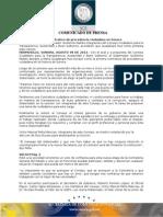 08-08-2013 El Gobernador Guillermo Padrés designó a María Guadalupe Ruiz, como la primera Contralora de procedencia ciudadana en la historia de Sonora. B081324