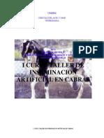 I Curso Taller de I.A en Cabras.reproduccion Animal