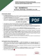 Biomedico Superior prova
