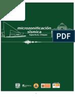 Microzonificacion Sismica Tapachula
