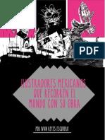 Articulo Ilustradores Mexicanos