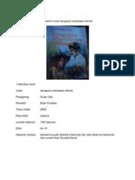 Resensi Novel Sengsara Membawa Nikmat PRINT