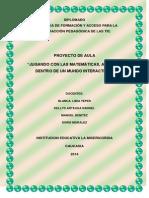Proyecto Tic Misericordia