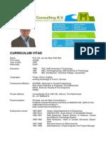 201401 Cv Vandermeer