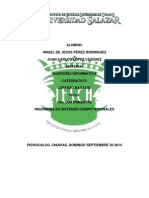 Unidad II - Isc Domingos Septimo - Auditoria Informatica