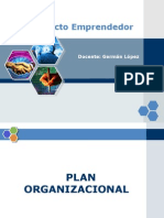 Clase 6. Plan Organizacional I