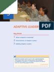 Army Adaptive Leadership