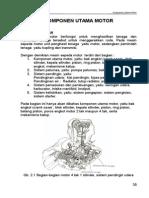 Bab 2 Komponen Utama Motor