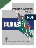 Plan Director de Arequipa Metropolitana