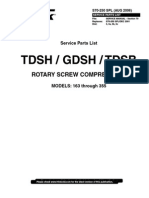 Service Parts List From YORK (RWBII)